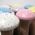 Candy Coated Mushroom Bowling by MudHollow