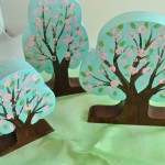 Cherry Blossom Trees by The Enchanted Cupboard