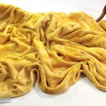 Daffodil Bamboo Baby Blanket by Tickety Bu