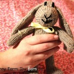 Easter Bunny by Funny Farm Toy Barn