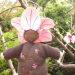 Peach Blossom Doll by driaa