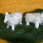 Spring Lambs by Harvest Moon by Hand