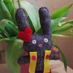 """Some Bunny to Love, by Niko and Nonnie"