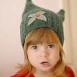 Forest Creature Wool Hat by mosey